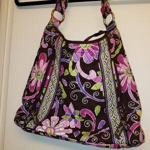 Vera Bradley Purple Punch bag